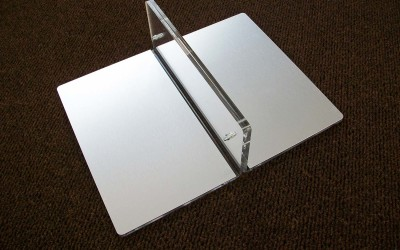 base plexiglass