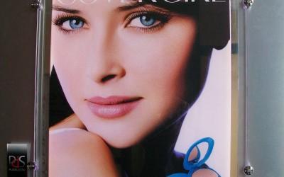 cover girl porta poster