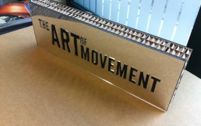 insegna art of movement