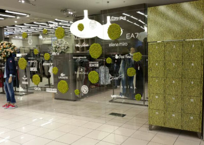 negozio abbigliamento plexiglass 2