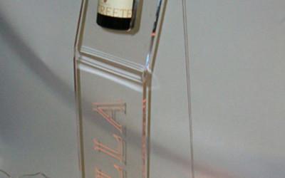 ottella porta bottiglia plexiglass