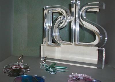 pds e portachiavi plexiglass