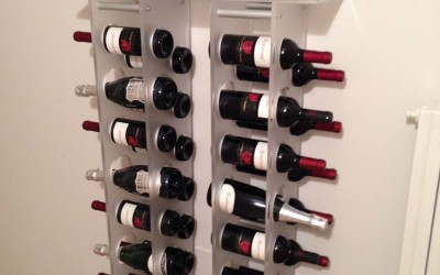 porta bottiglie plaexiglass