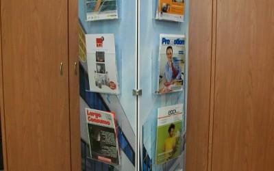 porta depliant verticale forex e plexiglass 3