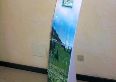 porta depliant verticale forex e plexiglass