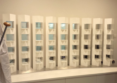porta oggetti plexiglass