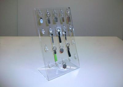 portachiavi plexiglass