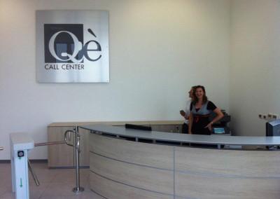 qè call center