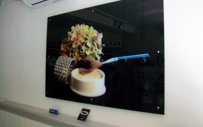 stampa quadricromia plexiglass