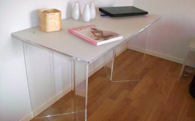 tavolo plexiglass