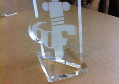 trofeo 60 F plexiglass