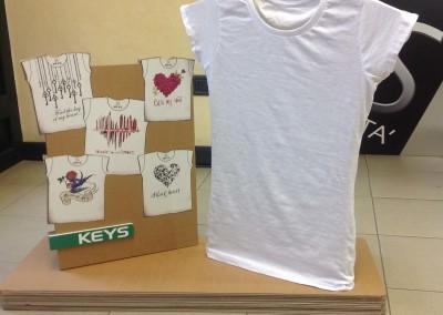 tshirt keys